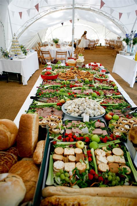 cuisine inventive and creative wedding food ideasivy wedding