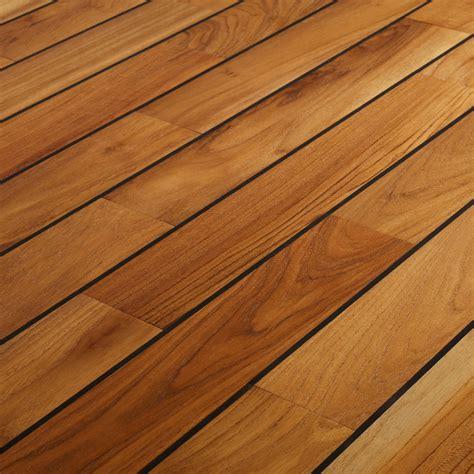 goodhome pattani teak solid wood flooring  pack