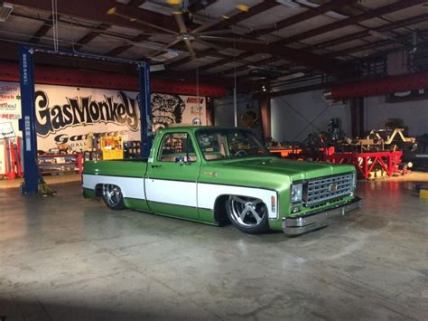 Gas Monkey Garage Truck Builds by Gas Monkey Builds Search 55 Chevy Project C10