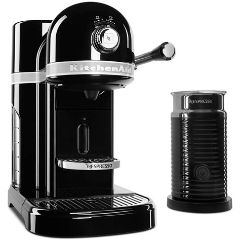 Kitchenaid Nespresso by Kitchenaid Kes0503fp Nespresso Frosted Pearl