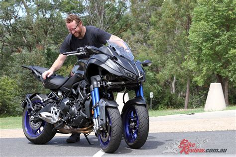 Review Yamaha Niken by Review 2019 Yamaha Niken Bike Review