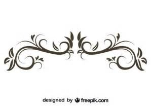 len design klassiker floralen dekorative ornament retro stilvolles design der kostenlosen vektor