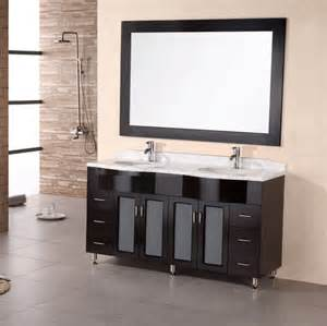 double sink bathroom vanities and linen cabinets home