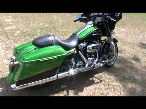 custom paint 2017 street glide special harley davidson for