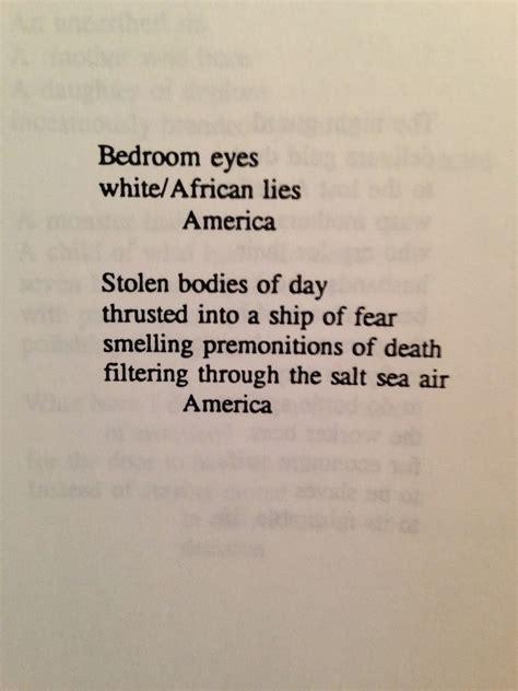 black history month poems