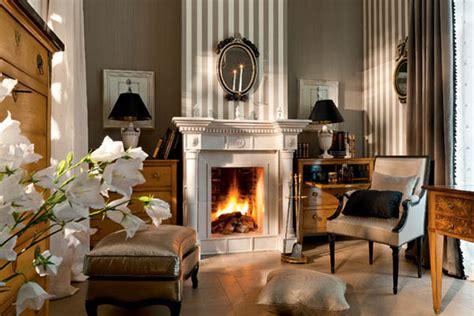 10 Gorgeous Fireplace Designs, Modern Interior Design