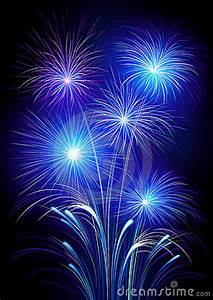 Exploding Fireworks Royalty Free Stock s Image