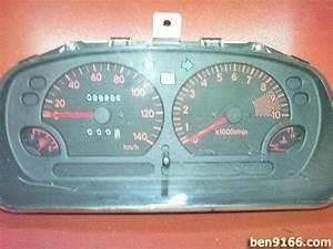Diy  Wiring Meter Daihatsu Mira L5
