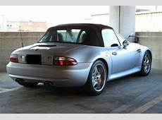Find used 2002 BMW Z3 M Roadster Convertible Coupe, 555K