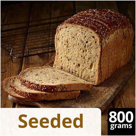 Water, barley flour, barley, salt. Iceland Luxury Multi seed Farmhouse Bread 800g | Seeds ...