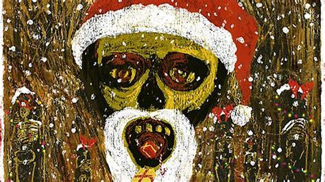 slayer christmas cards  amazing louder