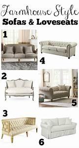 Farmhouse Style Sofa 0462802d0f9c14c6df426e97741f7eee