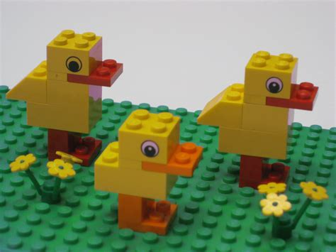 Spring Has Sprung And Lego Storytimes Are Once Again In