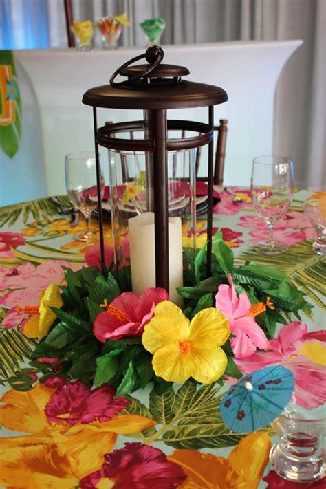 tropical table ls cheap the 25 best luau centerpieces ideas on pinterest luau