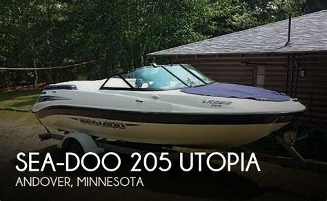 Sea Doo Jet Boats For Sale In Mn by Sea Doo 205 Utopia Boats For Sale Boats