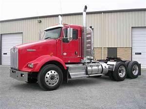 Kenworth T800  2013    Daycab Semi Trucks