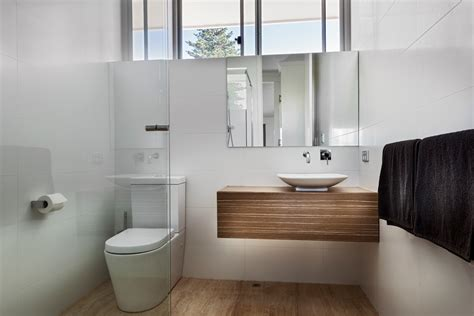 Bathroom Lighting Perth by Pretty Frameless Mirrors In Contemporary Perth With