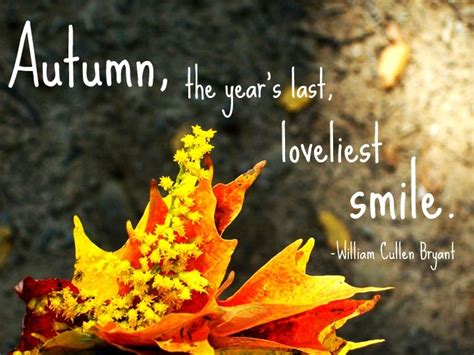 Autumn Quote Pictures, Photos, And Images For Facebook
