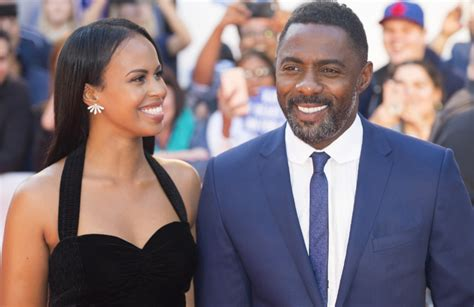 Idris Elba 'engaged after proposing to girlfriend at ...