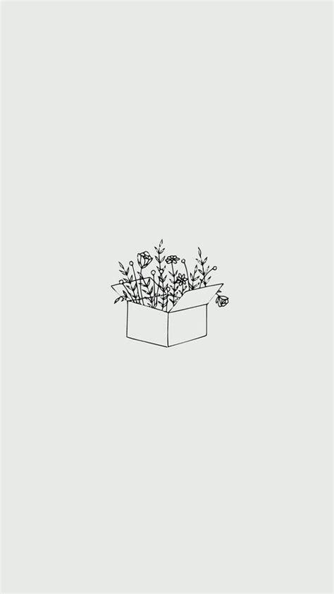 aesthetic minimalist photo in 2020 iphone wallpaper