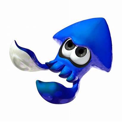 Inklings Splatoon Nintendo Squid Characters