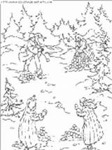 Narnia Coloring Pages Printable Susan Peter Lucy Edmund sketch template