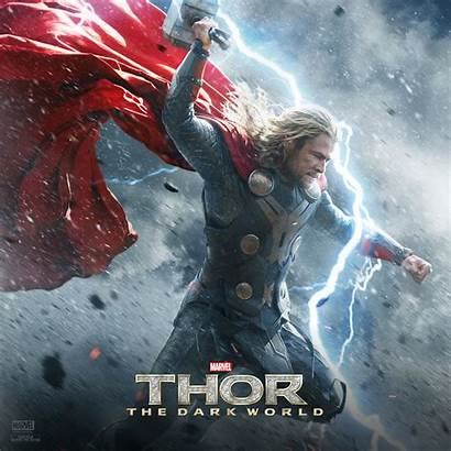 Thor Hammer Wallpapers Dark Tablet Thors Background