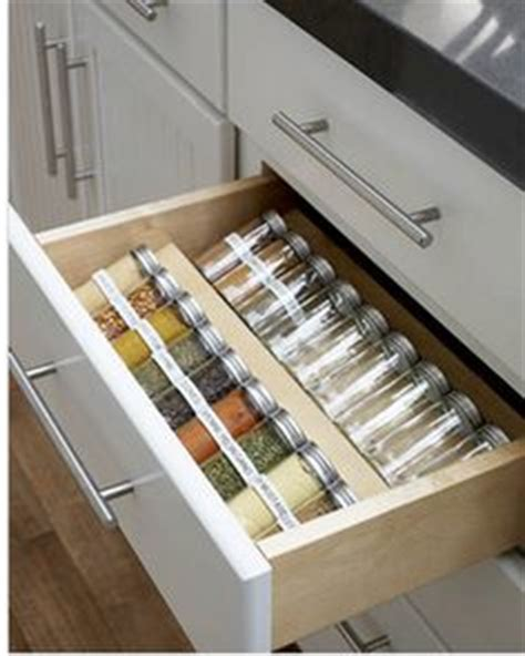Container Store Spice Rack by 1000 Images About Spice Racks Cabinet Drawer On