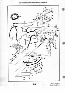 Bobcat 753 Hydraulic Flow Diagram