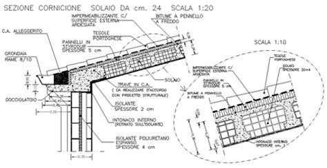 terrazza a livello definizione coperture in c a con falde