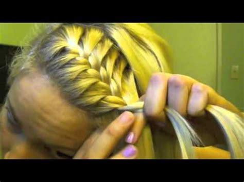 braiding  beginners youtube