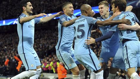 Champions League: Man City v Barcelona, Ludogorets v ...