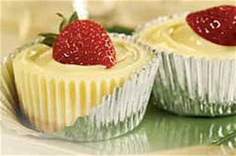 mini cheesecakes jell  sin hornear receta comida kraft