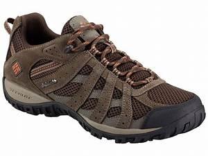 Columbia Redmond Low 4 Waterproof Hiking Shoes - UPC ...