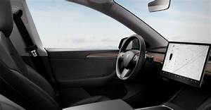 Photographs: Tesla updates the inside design of Mannequin Y. | New Papers