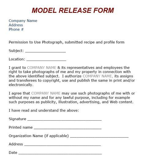 20461 model release form model release form photo tips models