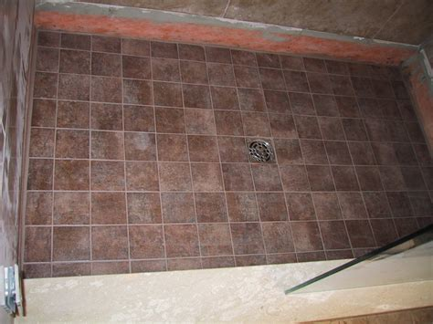 how to tile a shower floor how to grout a shower floor houses flooring picture ideas
