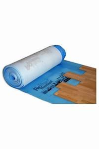 sous couche parquet provent 25m2 ecoligne bambou With sous couches parquet