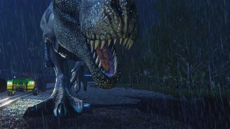 jurassic park  rex breakout game relive jurassic park