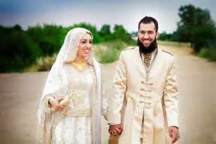new fashion muslim weddings - Muslim Wedding