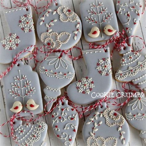 christmas ornament cookies cookie connection decorated