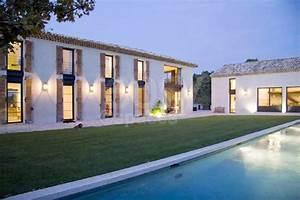 location maison moderne en pleine campagne aixoise pour With villa a louer en provence avec piscine 7 location maison provencale pour production photographique