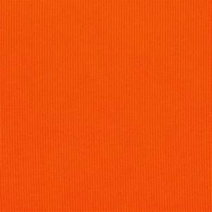 Kaufman 21 Wale Corduroy Orange - Discount Designer Fabric