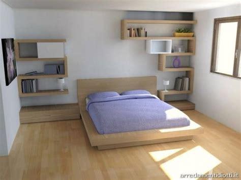 mensole per camerette mobili per mansarda