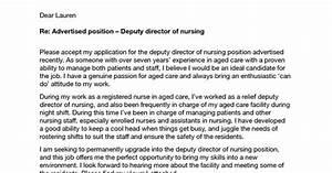 New Grad Nursing Cover Letter Nurse Case Manager Cover Letter Nursing Sample Cover