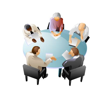 14434 business meeting clipart discussion clipart clipart panda free clipart images