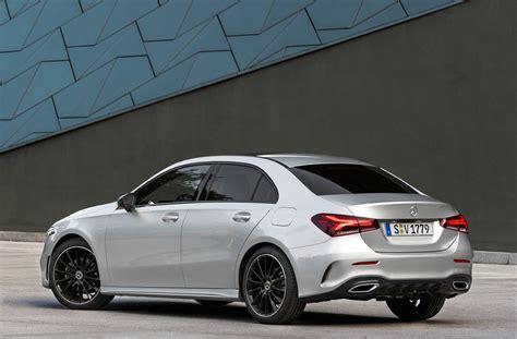 Mercedes Limousine by Mercedes A Klasse Limousine Dit Is Hem