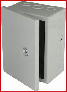 Metal Electrical Junction Box Enclosure Stainless Steel Bud Industries Nema