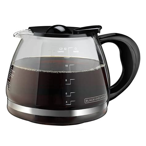 Thanks, tom i use 1/2 cup ground coffee for 12 cups. Black And Decker Coffee Maker Manual Cm1050b
