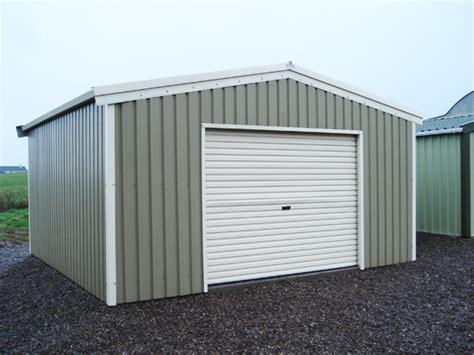 Metal Storage Sheds by Steel Shed Steel Buildings
